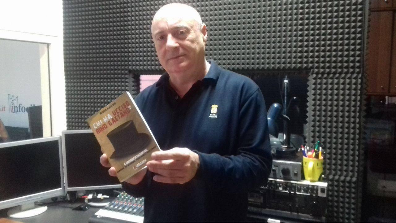 Nelle librerie il nuovo libro dell'agropolese Bruno Mautone
