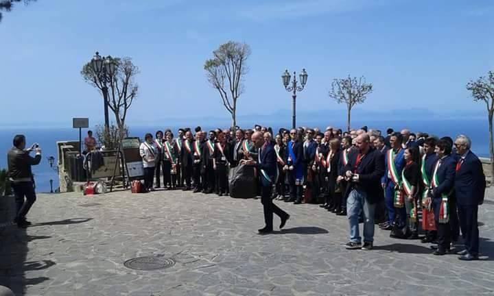 Castellabate capitale dei Borghi più Belli d'Italia