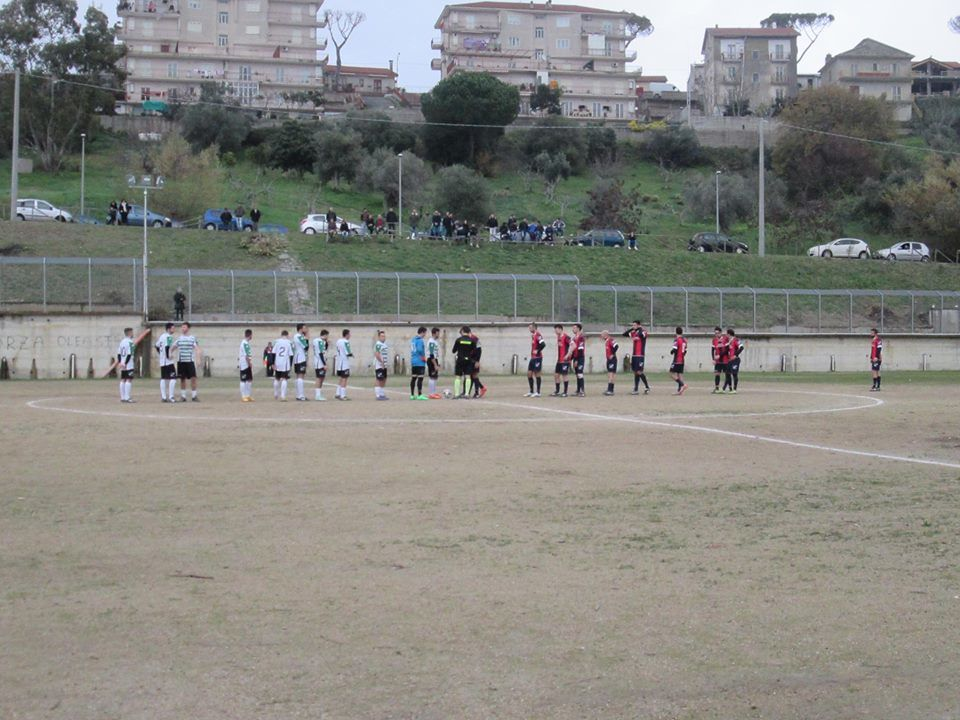 Terza Categoria (gir. E), Oleastrum: nessuna paura dei Play Off