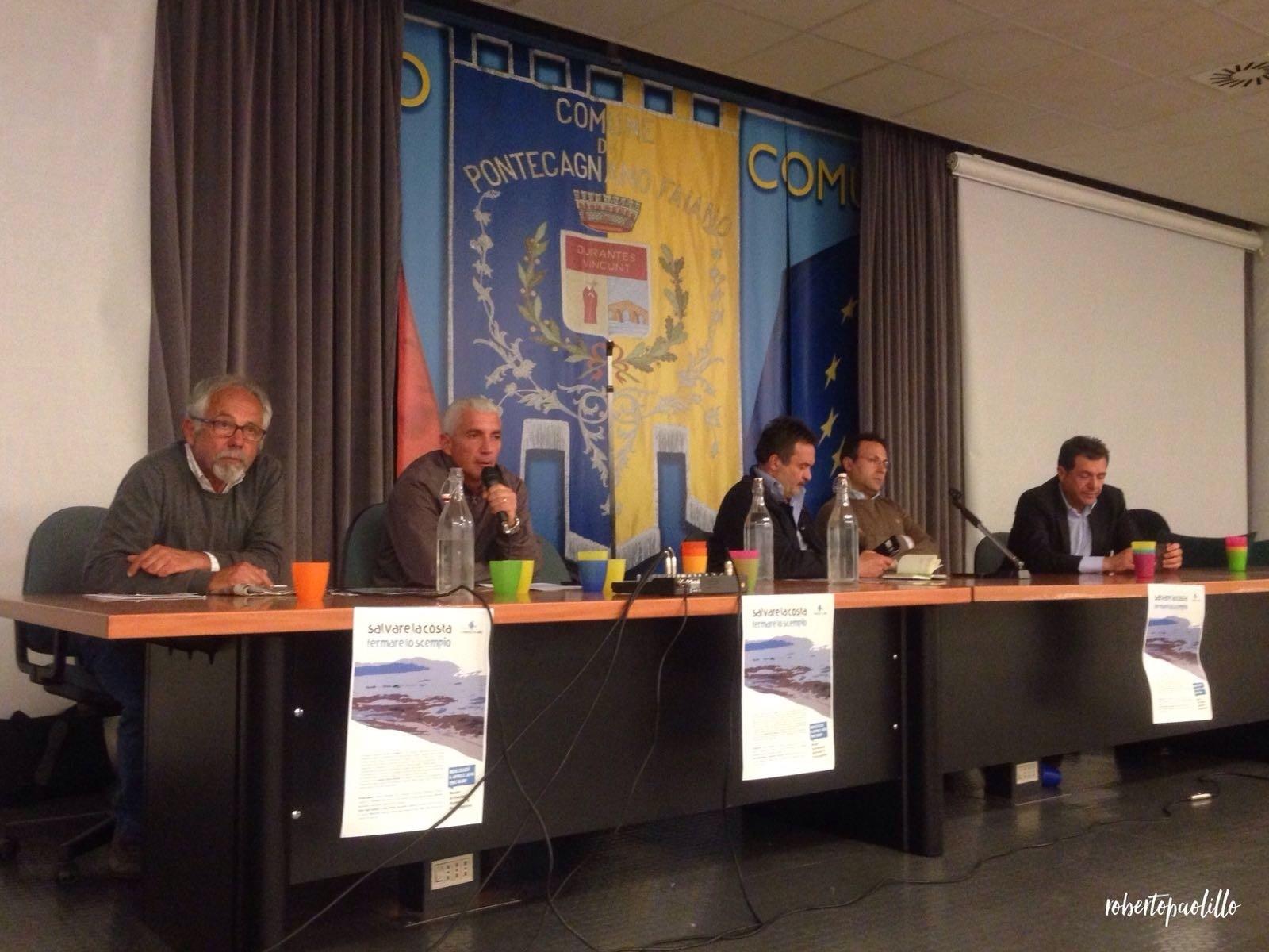 Salvare la Costa: i Comuni e Legambiente riuniti con il professor Franco Ortolani