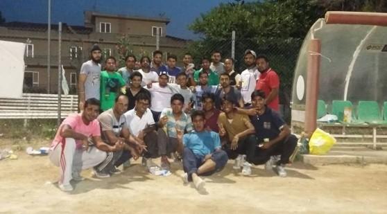Campionati di cricket per immigrati, c'è anche Capaccio