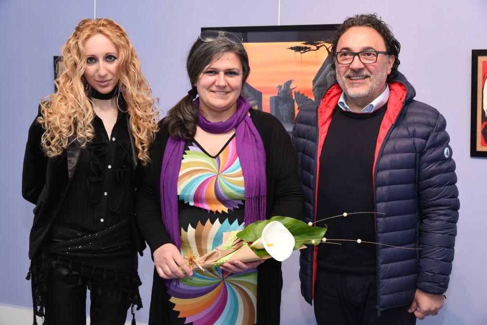 Agropoli, continua la mostra 'Taccuino di Viaggio'