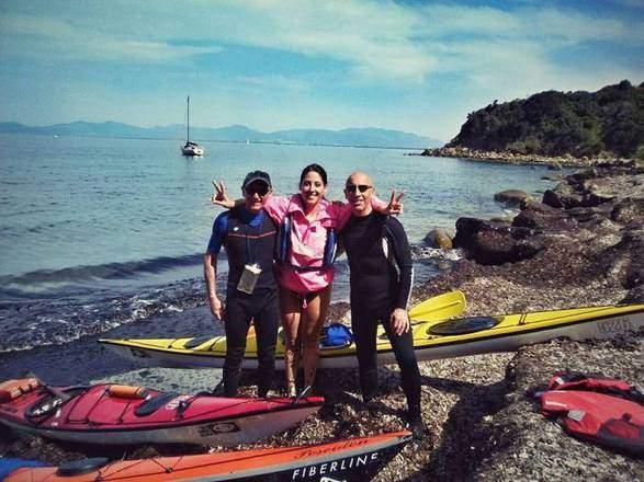 Da Agropoli a Tunisi in Kayak per pace e ricerca marina