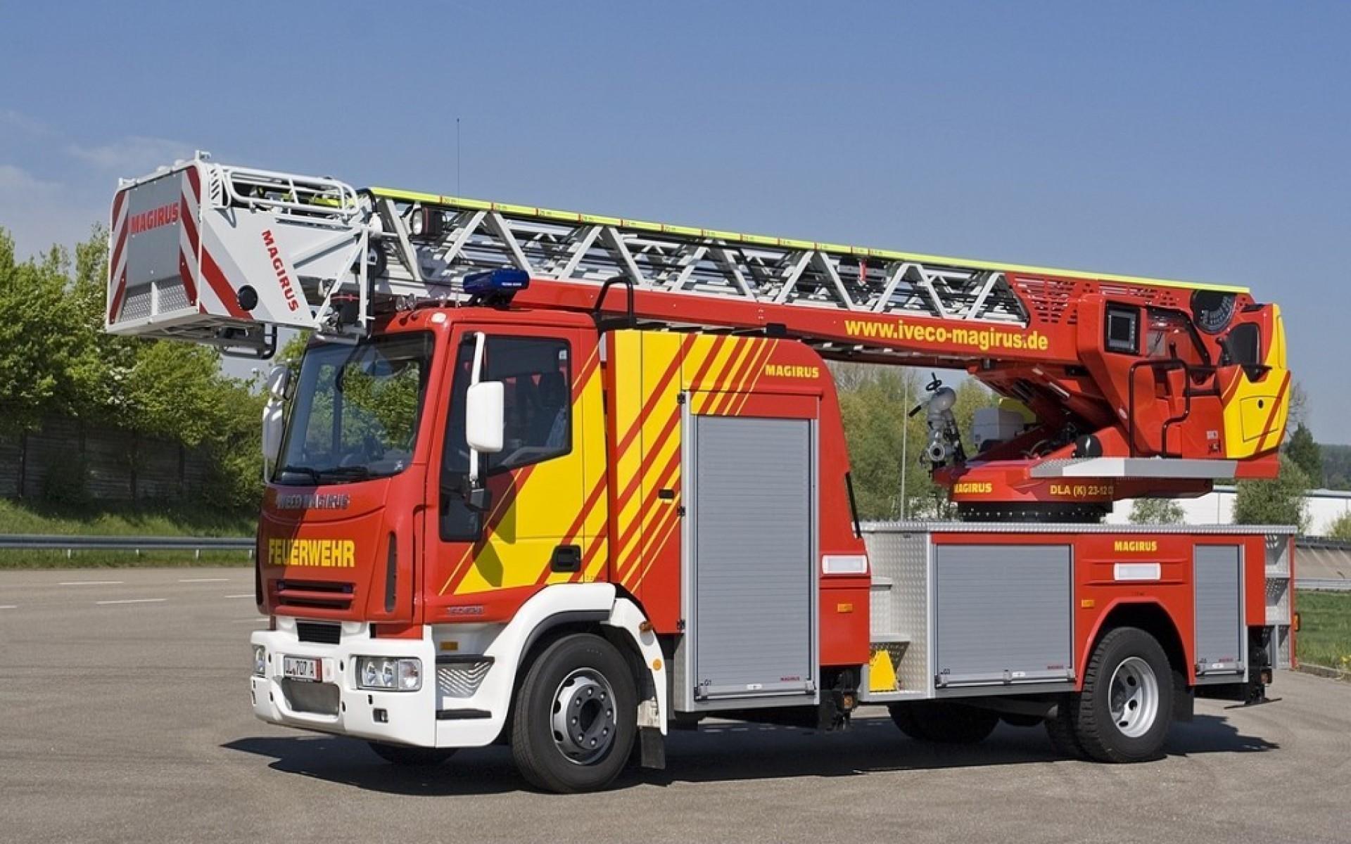 camion pompieri germania