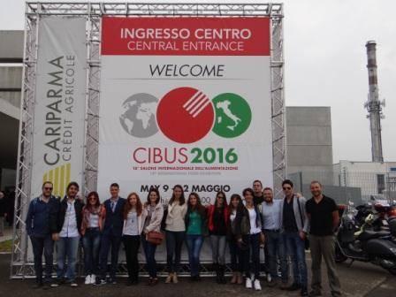 Cilento: dalla teoria alla pratica, gli allievi del Kibslab al Cibus di Parma