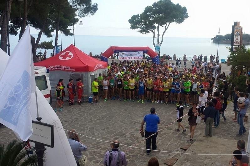 Cilento: oltre duecento i runners da tutta Italia per la corsa della Sirena Leucosya