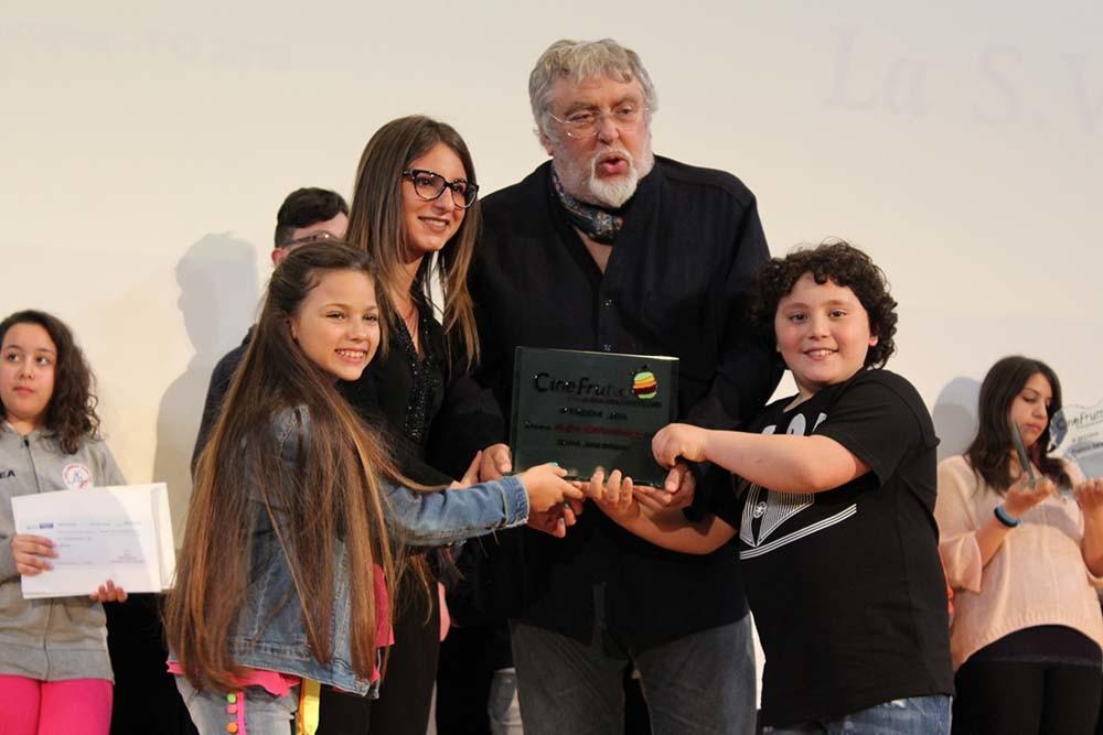 Cinefrutta2016, il pubblico 'incorona' una scuola cilentana
