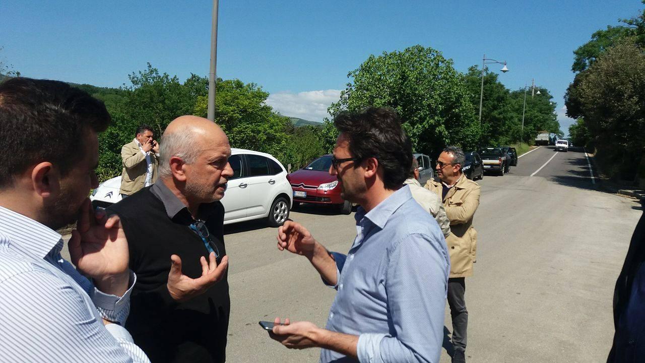 Fondovalle Calore: M5S chiede audizione in Regione