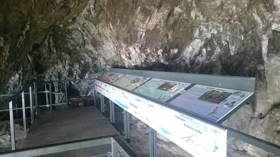 Cilento: apre domani il sito Preistorico della Grotta della Cala