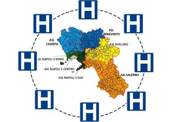 Finalmente svelato il Piano ospedaliero: ecco cosa accade nel Cilento e Vallo di Diano