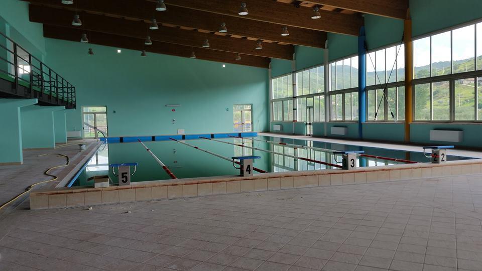 Giungano al via le attivit del nuovo centro sportivo for Centro sportivo le piscine