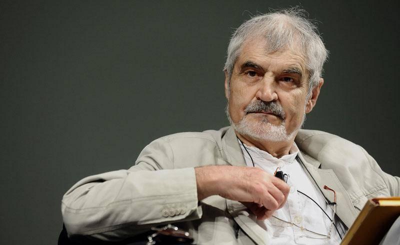 L'economista della decrescita Serge Latouche nel Cilento