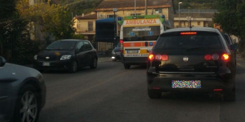 Chiude ponte su Sp45, disagi e caos. Anche ambulanze imbottigliate nel traffico