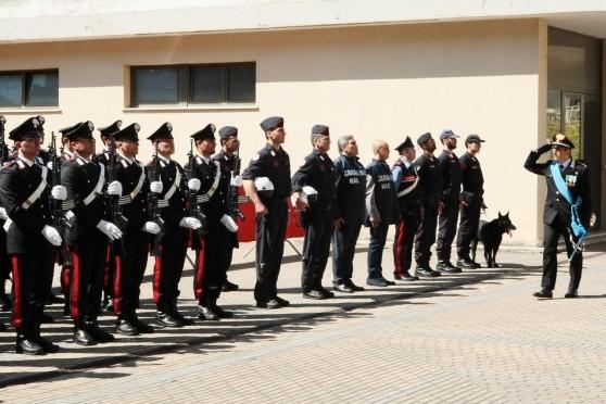 Festa del Comando Provinciale dei Carabinieri