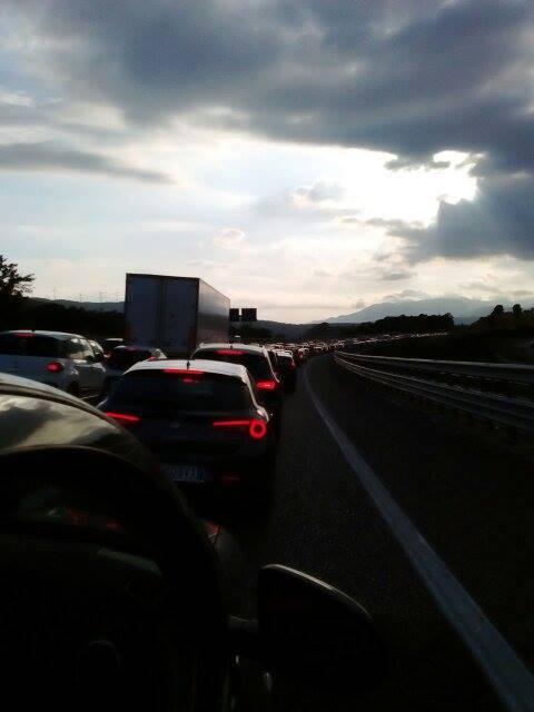 traffico a3