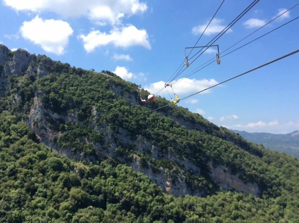 Photo of Laurino: la zip line non decolla