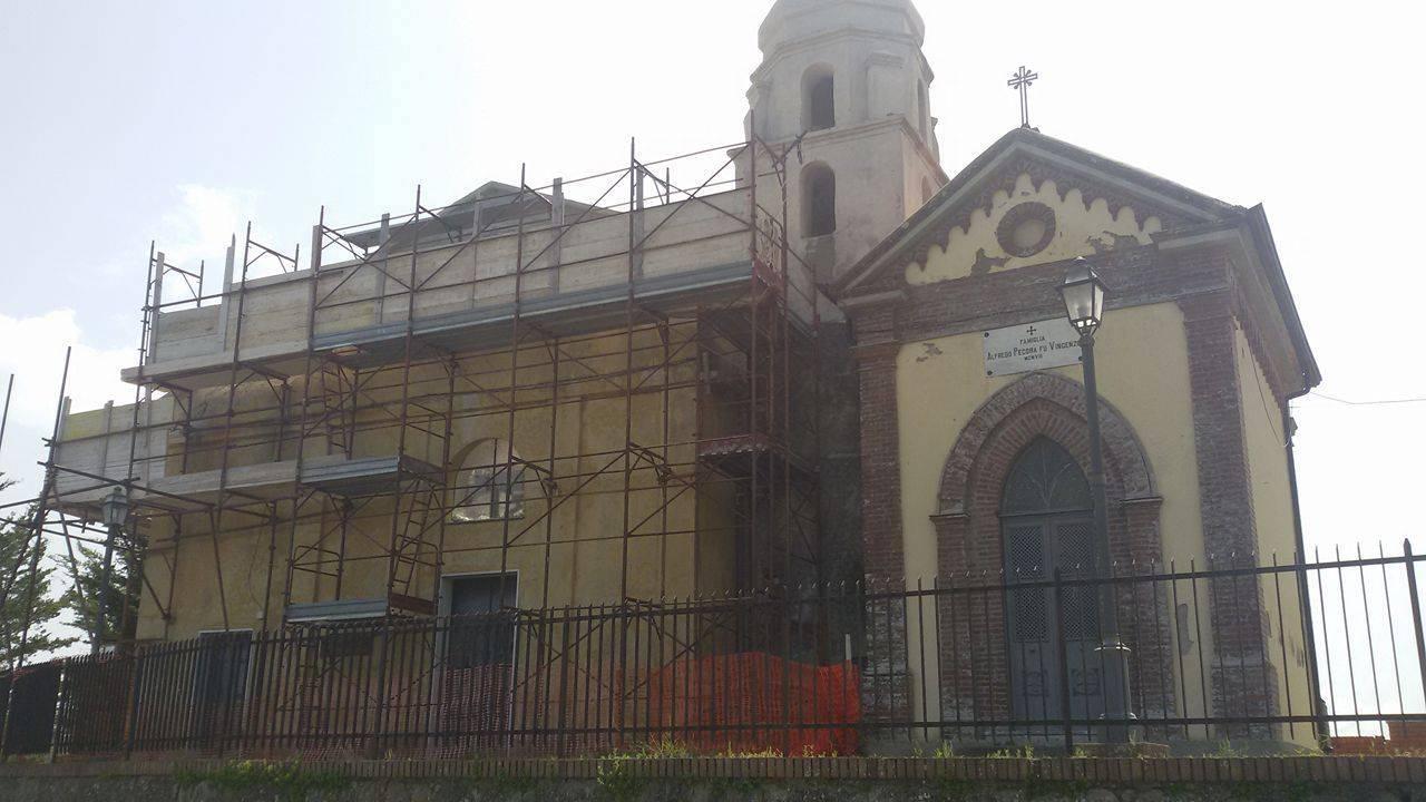 Prignano, oggi la riapertura al culto del Santuario di San Cosma e Damiano