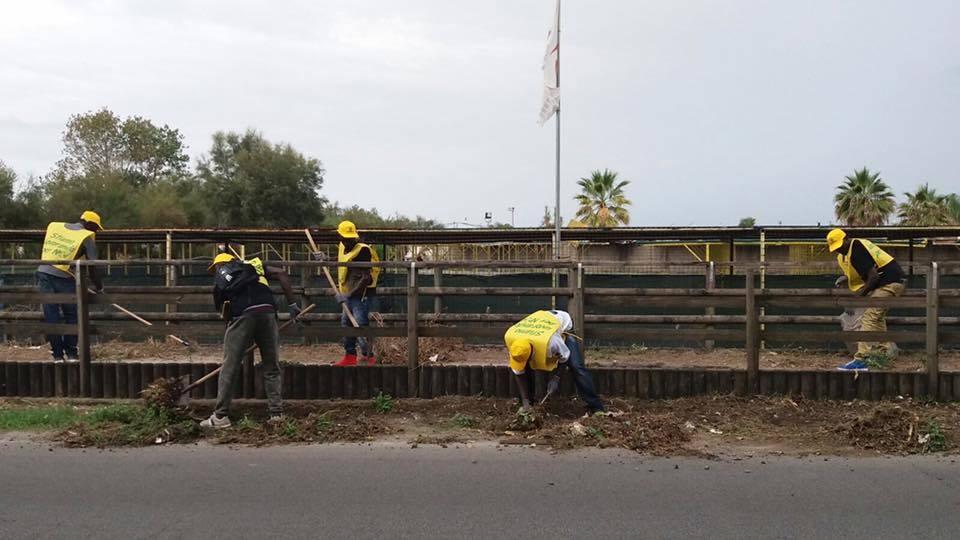 Photo of Capaccio Paestum: manutenzione e decoro pubblico: ci pensano gli immigrati