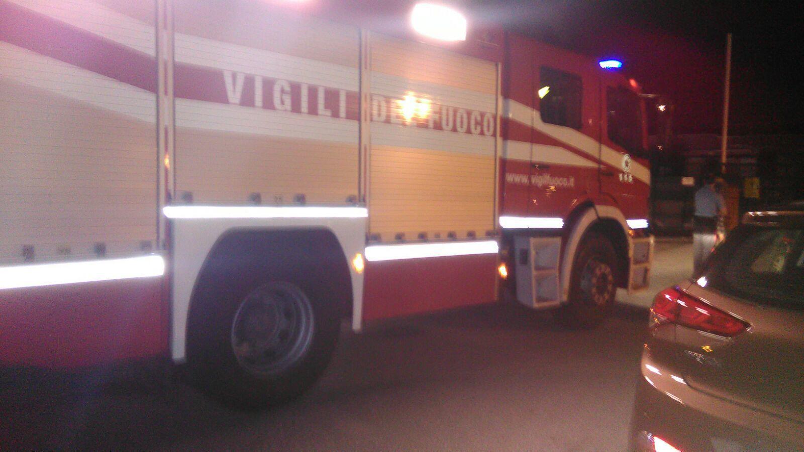 Photo of Paura a Polla, incendio in abitazione
