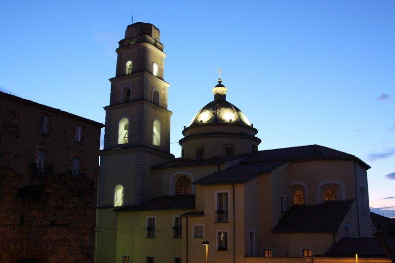 Photo of Dalla Cattedrale di Vallo della Lucania la Messa in diretta su Rai Uno