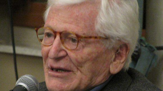 Addio allo storico Claudio Pavone, aprì il dibattito sulla resistenza come guerra civile