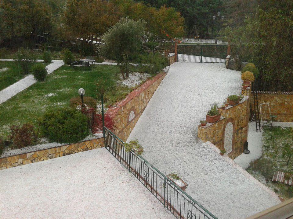 Photo of Fulmini e grandine: torna l'allerta meteo in Campania
