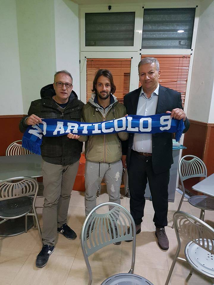 Serie D, mercato: la Gelbison perde Luca Pecora
