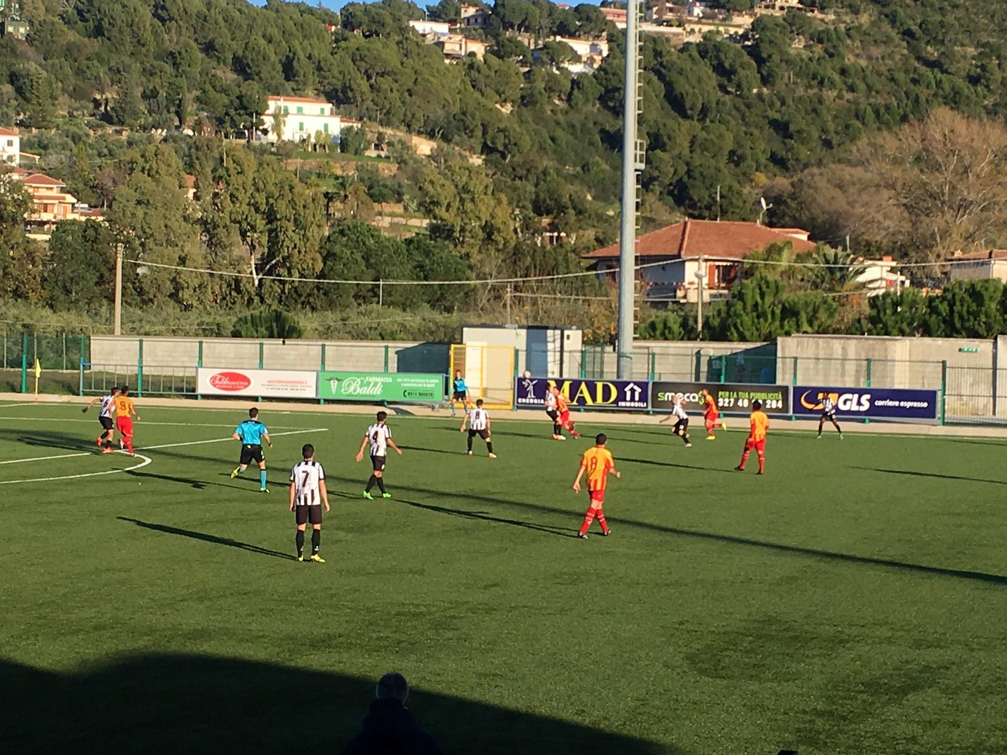Calcio, Eccellenza: Santa Maria batte Battipagliese. Valdiano corsaro