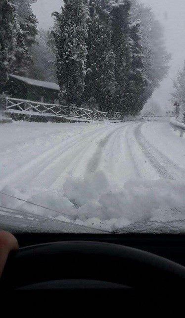Emergenza neve: scuole chiuse a Vallo della Lucania e in molti altri comuni