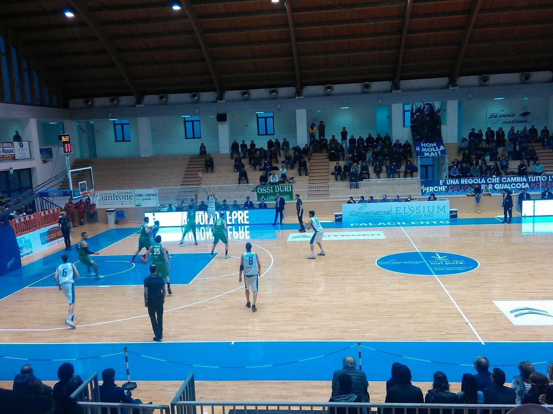 Photo of Basket Agropoli: finita l'attesa per una vittoria. Ora sei finali.