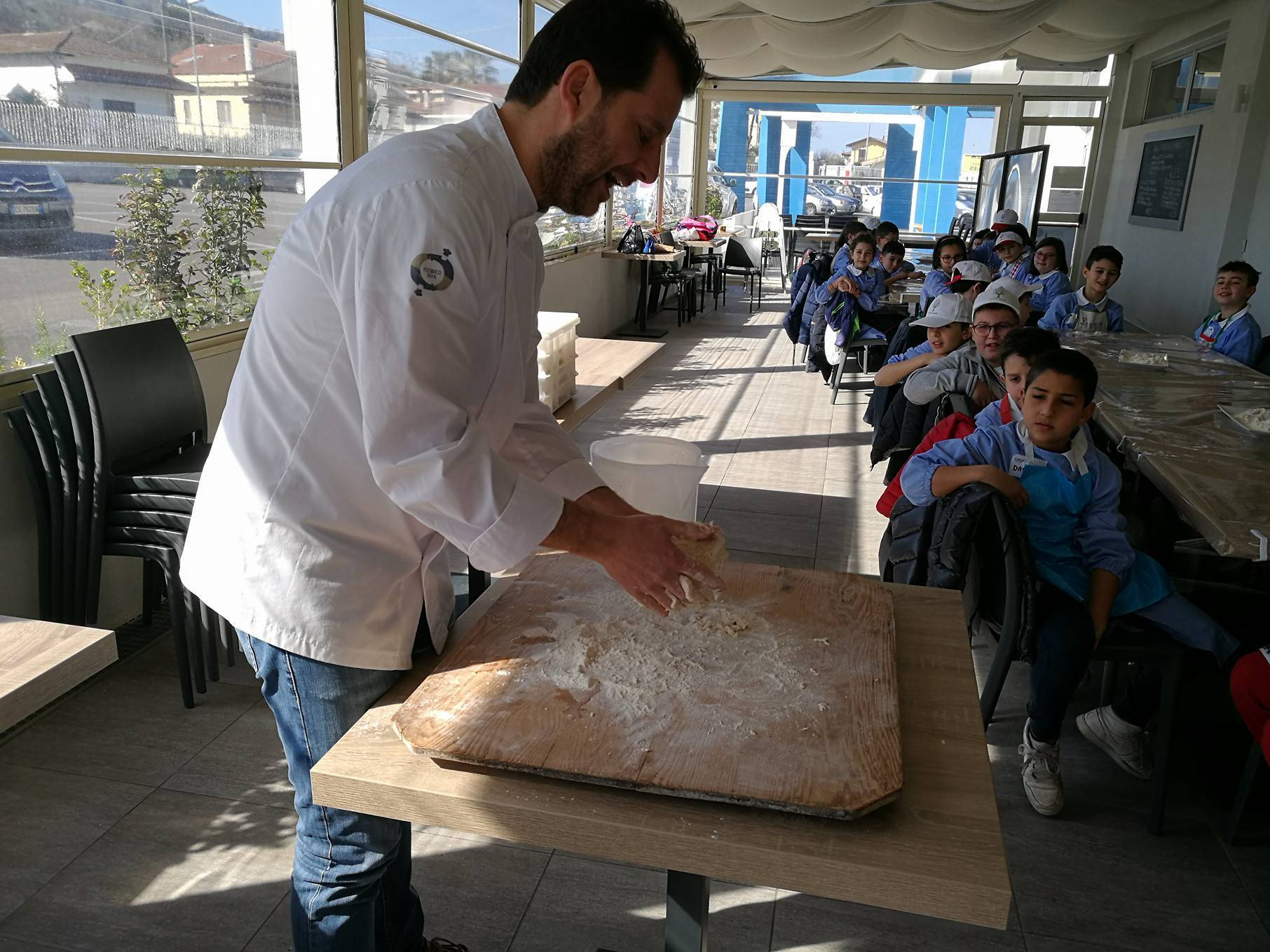 Photo of Agropoli: 200 alunni a lezione di educazione alimentare
