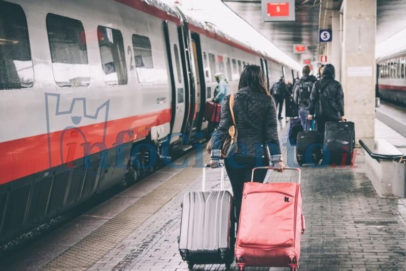 Frecciarossa: ecco tutti gli orari dei treni Milano-Cilento