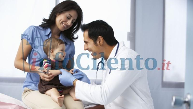 Pollica, risolto l'annoso problema dell'assistenza pediatrica