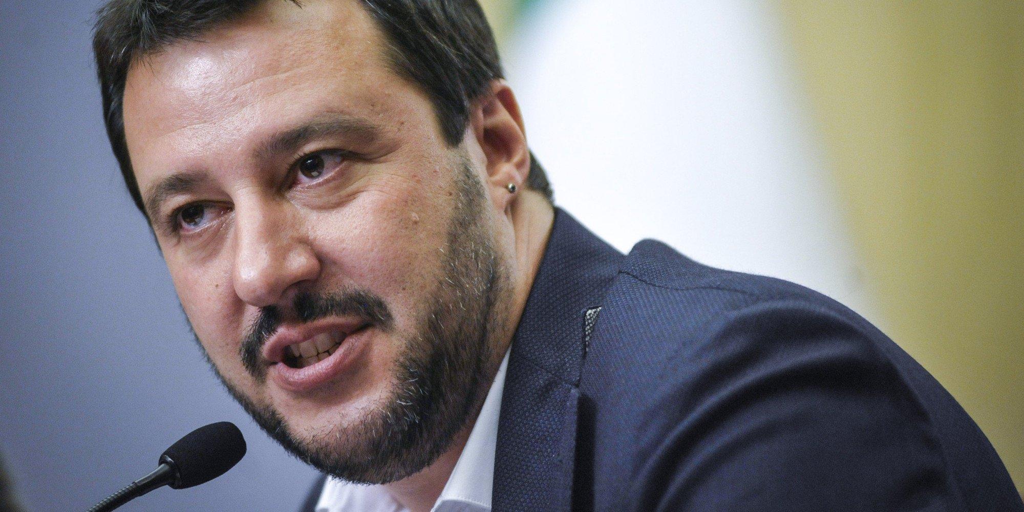Domiciliari per piromane arrestato nel territorio del Parco ironia di Salvini