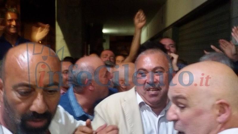 Capaccio paestum palumbo euforico ha vinto il popolo for Subito offerte lavoro salerno