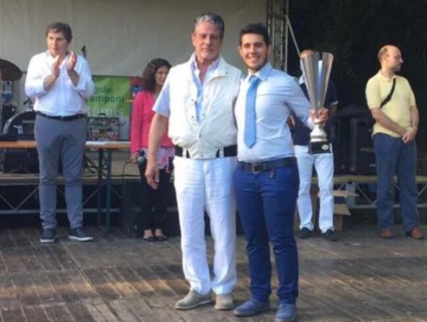 Un giovane cilentano trionfa al campionato europeo di fisarmonica e organetto
