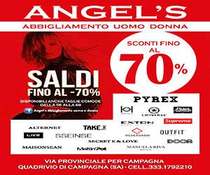 Angel\'s - Abbigliamento Uomo-Donna