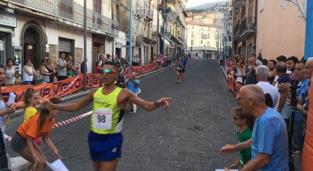 Corriroccadaspide: vince Giorgio Mario Nigro