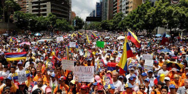 """La """"Consulta Popular"""" del Venezuela si può votare anche a Marina di Camerota"""