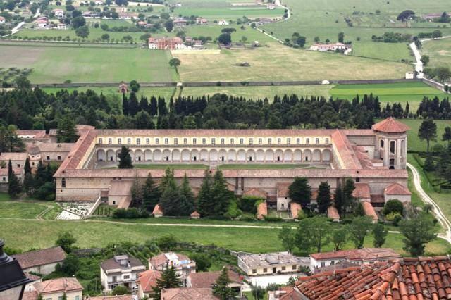 Photo of Padula: al via la rassegna letteraria alla Certosa di San Lorenzo
