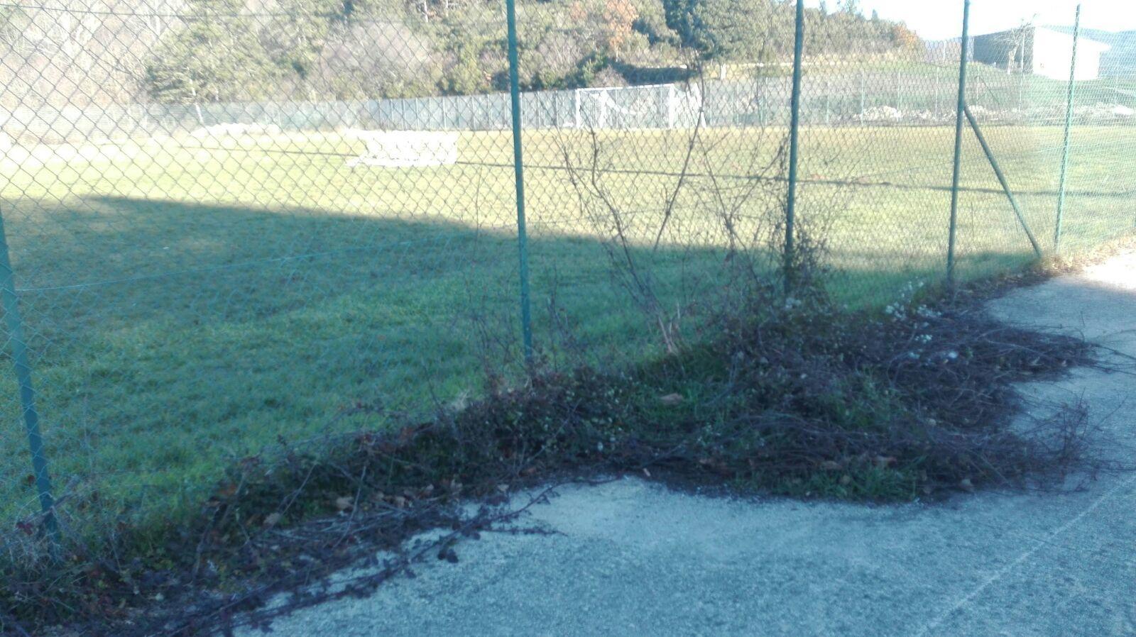 Photo of Orria, manutenzione del campo sportivo: scoppia la polemica