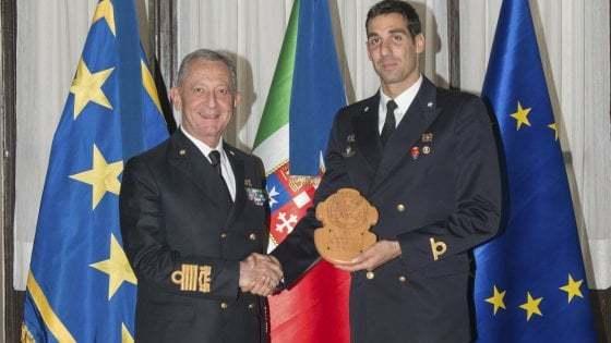 Palombaro saprese nella storia dell'US Navy