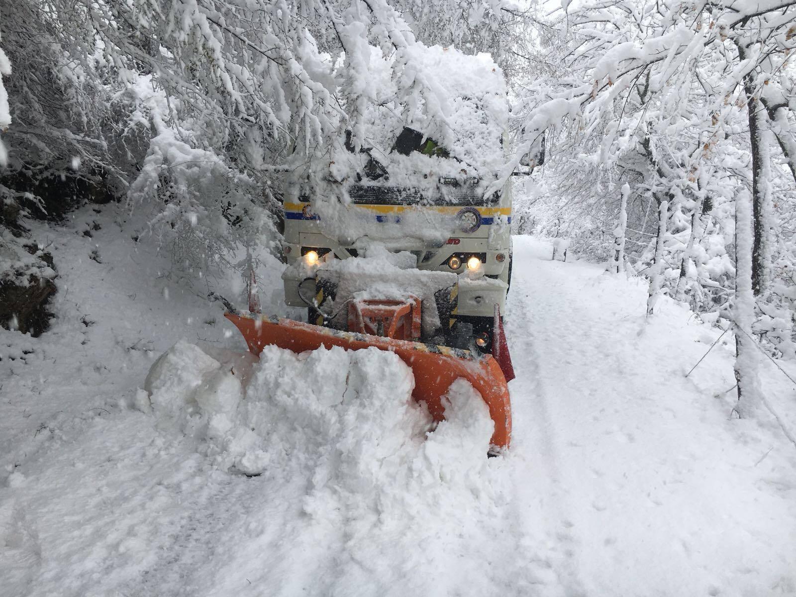 Photo of Arriva l'allerta neve in Campania