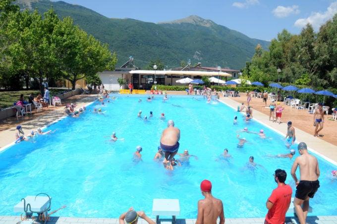 Felitto la piscina comunale riaprir i battenti info for Piscina per tartarughe acquatiche