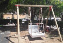 Photo of Sala Consilina: un'area giochi in piazzetta Garibaldi