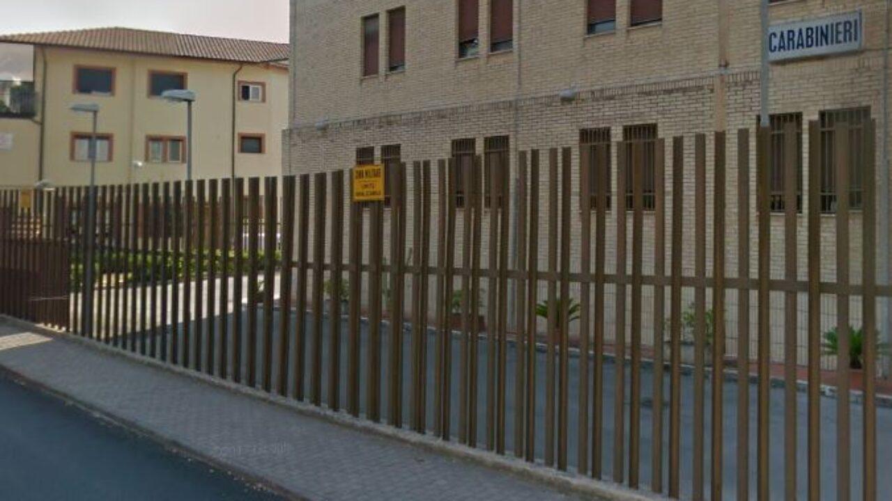 VIDEO | Sapri, cambio al vertice della compagnia carabinieri ...