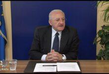Photo of Campania: nuove limitazioni per le attività commerciali