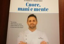 """Photo of """"Cuore, mani e mente"""", presentato a Paestum il libro dello chef Franco Marino"""
