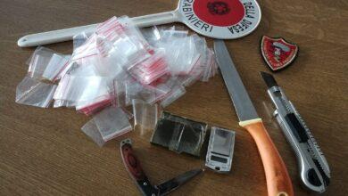 Photo of Detenzione e spaccio di droga: 3 arresti a Campagna