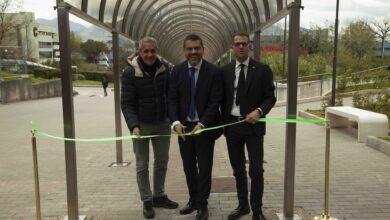 Photo of Unisa: Presentati i nuovi camminamenti coperti del campus di Fisciano